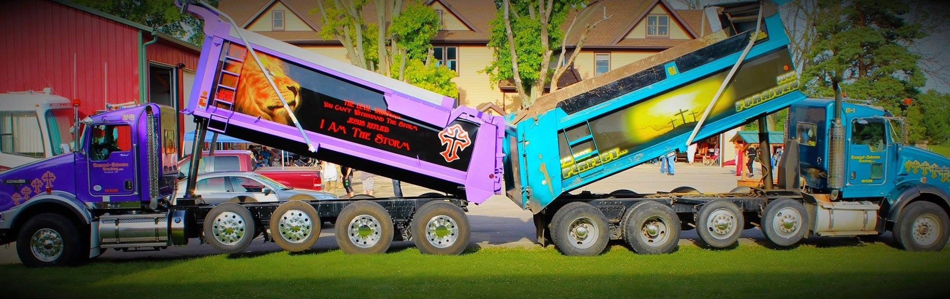 Dump Truck Services Milwaukee WI Hauling Excavating Concrete